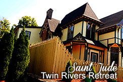 Saint Jude Retreat House Alternative to Addiction rehab