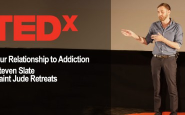 Our Relationship To Addiction. Ted X Talk