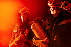 Drug and Alcohol Treatment Program for Firefighters