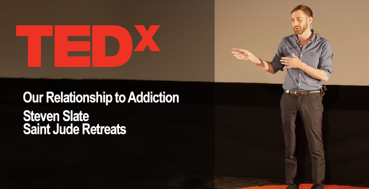 TedX Talk – Our Relationship to Addiction.