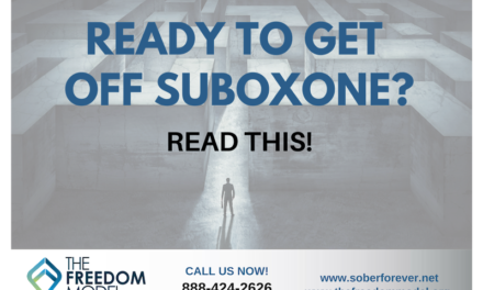 Ready To Get Off Suboxone? Read This!